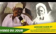 """VIDEO DU JOUR - Suivez un extrait de Serigne Habib SY ibn Serigne Babacar SY Mansour 'Nos 4 regrets d'ici bas ainsi que nos 4 besoins dans l'au delà d'après Seydil Hadji Malick SY"""""""