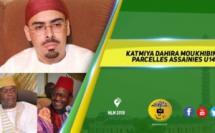VIDEO -  Suivez la deuxième Partie de la KATMIYA du Dahira Moukhibina des Parcelles Assainies U14