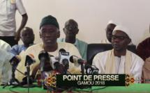 VIDEO - Serigne Mbaye Sy Abdou dévoile le thème central du Gamou 2018 « Ensemble pour la Paix »