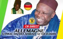 REPLAY ALLEMAGNE - Revivez le Gamou du Dahira Ahibahi Seydi Djamil, présidé par Serigne Mansour Sy Djamil