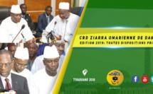VIDEO -  CRD de la ZIARRA OMARIENNE de Dakar Edition 2019 : Toutes les Dispositions Prises pour la réussite de l'évènement
