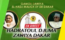 REPLAY ZAWIYA DAKAR - Revivez la Hadratoul Djumah en prélude au Gamou de ce 19 janvier 2019