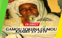 DIRECT TIVAOUANE - Suivez le Gamou Sokhna Oumou Khairy Sy Borom Wagne Wi 2019