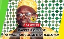 REPLAY-  RUE THIÉRS - Revivez la cérémonie du Rappel à Dieu de Serigne Sidy Ahmed Sy Babacar
