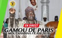REPLAY PARIS - Gamou Serigne Babacar Sy organisé par le Dahiratoul Moutahabina Filahi à Aulnay Sous-bois