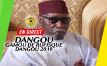 DIRECT RUFISQUE - Suivez le Gamou de Dangou Rufisque 2019