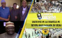 REPORTAGE - ITALIE - GAMOU TREVISO 2019 - L'arrivée de la famille de El Hadj Malick Sy (rta) à Treviso