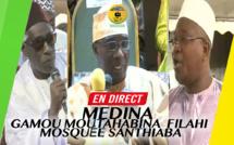 REPLAY MEDINA - Revivez le Gamou Moutahabina Filahi - Mosquée Santhiaba - Ven 26 Avril 2019, presidé par Serigne Habib SY Ibn Serigne Babacar Sy Mansour