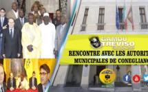 ITALIE - GAMOU TREVISO 2019 - Visite de Serigne Mansour Sy Djamil à la Mairie de Conegliano