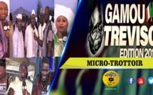 ITALIE - GAMOU TREVISO 2019 - Micro aux fidèles - Ferveur autour de Zoppas Arena