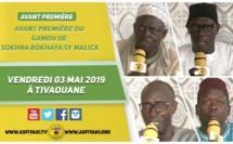 VIDEO -  ANNONCE Gamou Sokhna Rokhaya Sy Malick 2019 - le Vendredi 03 Mai 2019 à Tivaouane