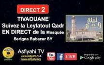 DIRECT TIVAOUANE - Leylatoul Qadr à la Mosquée Serigne Babacar SY (rta)
