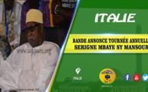 VIDEO - ITALIE : Bande Annonce -Suivez l'appel de la tournée italienne du Khalif Général des Tidianes Serigne Babacar  Sy Mansour par la Confédération des Dahiras Tidianes d'Italie .