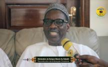 URGENT - Déclaration de Serigne Maodo Sy Dabakh-Appel pour la reconstruction de la Mosquée Omarienne