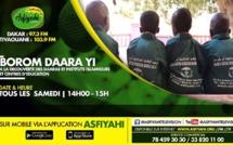 BOROM DAARA YI DU 29 AOUT 2019 PAR IMAME MANSOUR SECK THEME: IMPLANTATION DES DAARA AU SENEGAL SUITE