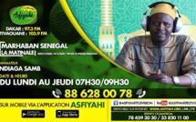 MARHABAN SENEGAL DU 20 SEPTEMBRE 2019 AVEC OUSTAZ NDIAGA SAMB