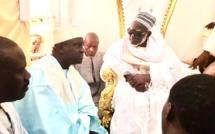 PHOTOS ET VIDEO - Serigne Mountakha Mbacke reçoit la délégation de la Mosquée de Fass Bâtiment dirigée par Serigne Cheikh Oumar Sy Djamil