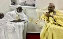 VIDÉO - Serigne Pape Malick Sy rend visite à Serigne Mountakha Mbacké