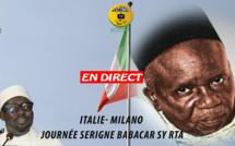DIRECT MILAN Journée Serigne Babacar Sy rts présidée par Serigne Moustapha Sy Abdou