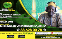 MARHABAN SENEGAL DU MARDI 03 DECEMBRE 2019 PRESENTE PAR OUSTAZ NDIAGA SAMB