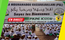 [DIRECT PIKINE] Conference Daara Mouhamadou Rassouloulahi (psl), DeuxiemeJournée