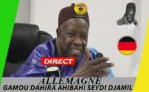 REPLAY ALLEMAGNE - Gamou Dahira Ahibahi Seydi Djamil, présidé par Serigne Mansour Sy Djamil - Samedi 29 Décembre 2019