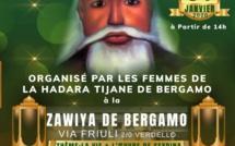 ITALIE - TAKUSSAN SEYDINA CHEIKH (RTA): Ce samedi 4 Janvier 2020 à la Zawiya de Bergamo