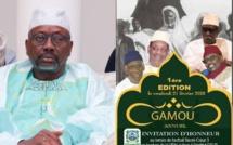 GAMOU  DE LA FEDERATION DES DAHIRAS DE SERIGNE MANSOUR SY DABAKH: Vendredi  21 Février 2020 à Sacré-Coeur3
