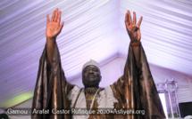 PHOTOS  - Les images du Gamou du Dahiratoul Moutahabina Filahi de Arafat Castor Rufisque, édition 2020, présidé par Serigne Habib Sy Mansour