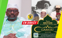 DIRECT SACRE-COEUR | Gamou 2020 Federation Serigne Mansour Sy Dabakh
