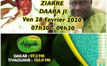 MARHABAN SENEGAL DU VENDREDI 28 FÉVRIER 2020 PAR GALLO DAOUDA SALL