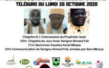 MAWLID 2020 - TÉLÉ BURD DU 26 OCTOBRE 2020 - CHAPITRE 9:  L'intercession du Prophète (saw)