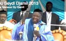 INTEGRALITE VIDEO : Gamou Seydi Djamil à Louga , Edition 2013 , presidé par Serigne Mansour Sy Djamil