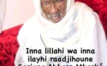 Serigne Abass Mbacké, Khalife de Darou Mouhty, rappelé à Dieu...