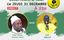 SPÉCIAL - GOUDI YONENT BI (saw) - invités: Tafsir Abdourahmane Gaye , Sam Mboup et d'autres surprises