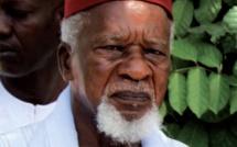 RAPPEL À DIEU DE  Mourchid Iyane Thiam, President de la Commission de concertation sur le Croissant Lunaire