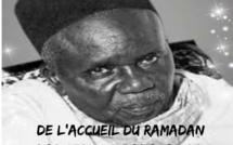 De l'accueil du Ramadan par Serigne Babacar Sy