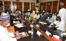 Mawlid 2021 : Une réunion préparatoire du Gamou de la famille NDIEGUENE de Thiès s'est tenue ce Vendredi au ministère de l'intérieur.