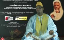 VIDÉO - GAMOU TIVAOUANE 2015 - Suivez LUMIÉRE DE LA BOURDA - Traduction du Qacida Al Bourda tous les soirs sur la TFM et sur Asfiyahi