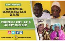 PARIS - Gamou Hommage à Serigne Babacar Sy presidé par Serigne Habib Sy Mansour , Vendredi 17 Avril 2015