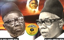 "AUDIO - El Hadj habib Sy Malick chante El Hadj Abdoul Aziz Sy Dabakh dans ""Fa Bakhine Bakhine Ya Seydi Wa Malâthana (...) Ecoutez!"
