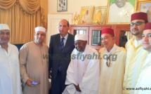 Le nouvel ambassadeur d'Egypte au Sénégal reçu à Tivaouane