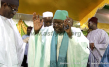 PHOTOS - Les Images de la seconde journée des Journées Cheikh 2015 ( Marche des jeunes Tidianes et Conférence de clôture)