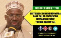 VIDEO - ENTRETIEN - Serigne Cheikh Tidiane Tall tire les conclusions de la Ziarra Louga 2016 et nous replonge sur la dimension spirituelle de Thierno Mountaga Daha Tall