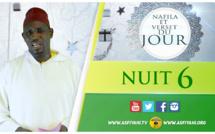 NUIT 6 - Votre Nafila et Verset du Jour