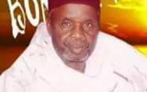 NECROLOGIE - DJOLOFF - Rappel à Dieu de El Hadji Alioune Ndiaye dit Nar, Khalif d'El Hadj Socé Ndiaye (rta)