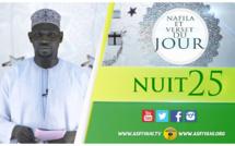 NUIT 25 - Votre Nafila et Verset du jour